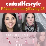 Preview Quest: cataslifestyle - RÄTSEL zu VLOG 25