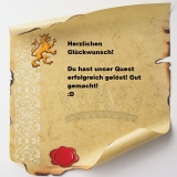 Preview Quest: Ableitungen