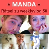 Preview Quest: Manda RÄTSEL - weeklyvlog 50